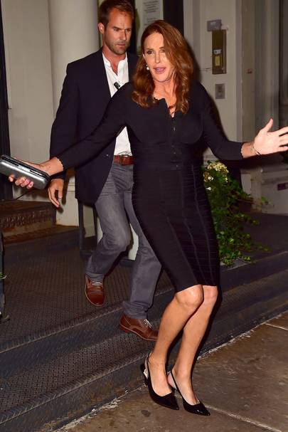 Caitlyn Jenner Best Outfits Dresses Glamour Uk