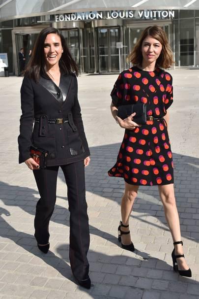Jennifer Connolly & Sofia Coppola