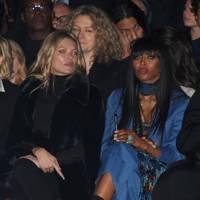 Kate Moss & Naomi Campbell