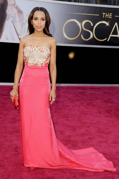 Kerry Washington at the Oscars
