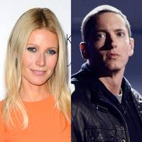 Eminem and Gwyneth Paltrow