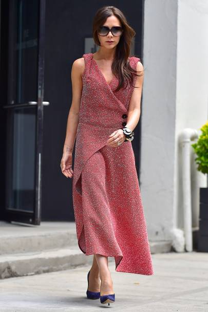 Best Dressed Woman: Victoria Beckham