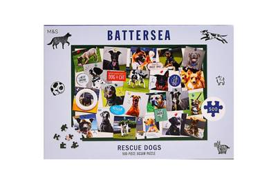 Best jigsaw puzzles for adults: for the dog mum