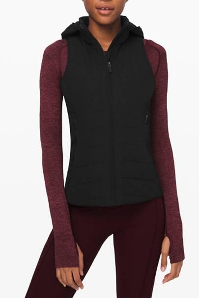 Best sleeveless running jacket