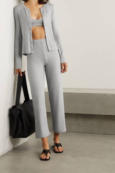 Best loungewear: the knitted co-ord