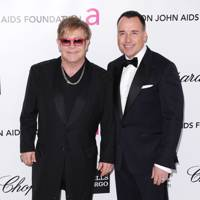 Elton John and David Furnish