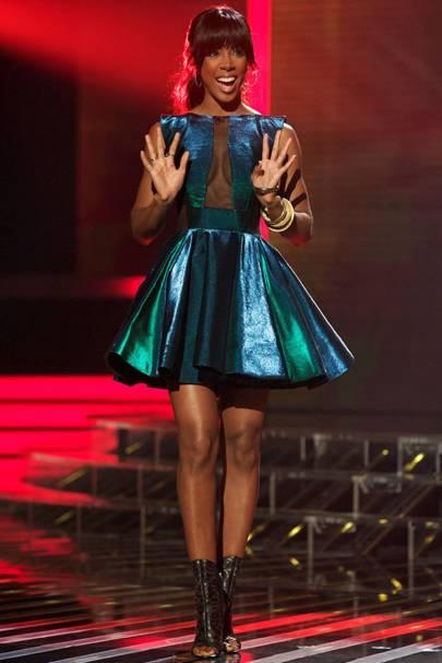 Week 7, Sunday - Kelly Rowland