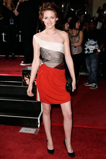 Kristen Stewart – Drape 'n' Pop
