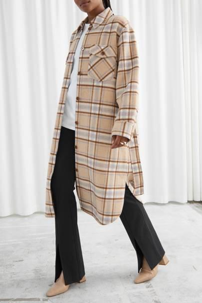 Best winter coat button-up