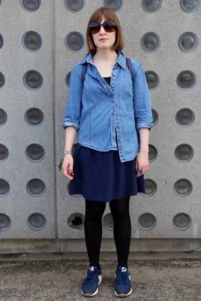 Louise, Teacher, Primavera Festival