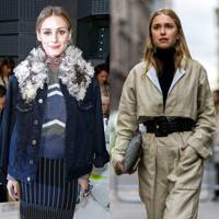 THE FROW STAR: Olivia Palermo and Pernille Teisbaek