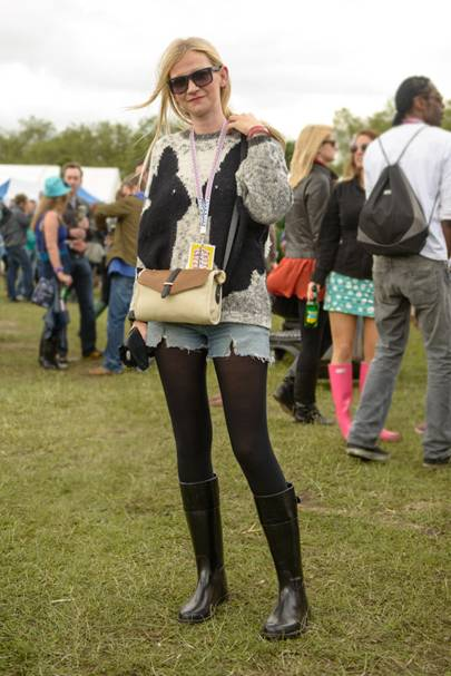 Alex Punter, Buyer At Topshop, Lovebox 2012
