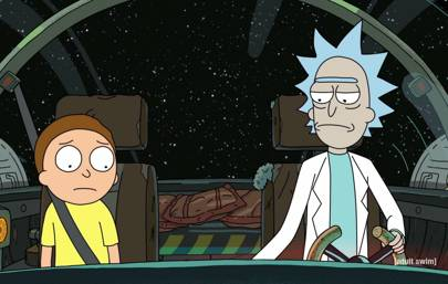 12. Rick and Morty (2013-)