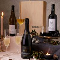 Best Christmas Hampers: for Champagne