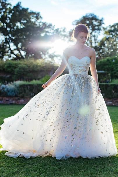 Carolina Herrera dress, UK6