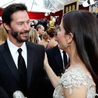 Sandra Bullock & Keanu Reeves