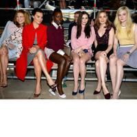 Lea Seydoux, Margot Robbie, Lupita Nyong'o, Elizabeth Olsen, Bella Heathcote and Elle Fanning