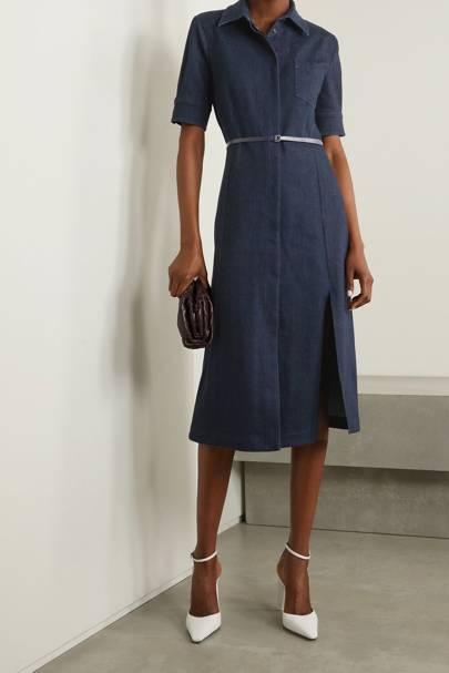 Best Denim Dresses - Workwear Staple