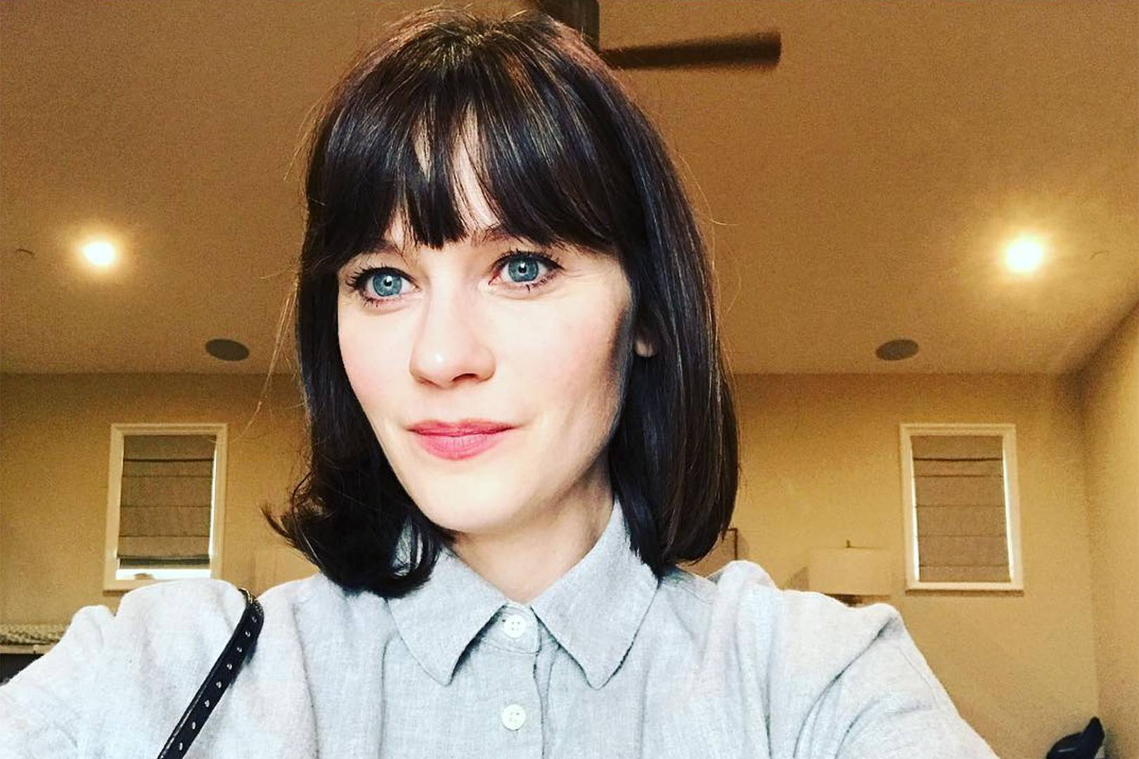 Zooey Deschanel Zooey Deschanel new photo