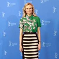 DO #12: Diane Kruger at the Farewell My Queen Berlin photocall, February