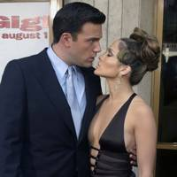 Ben Affleck and Jennifer Lopez