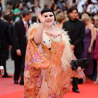 DON'T #11: Beth Ditto at Cannes Film Festival, May