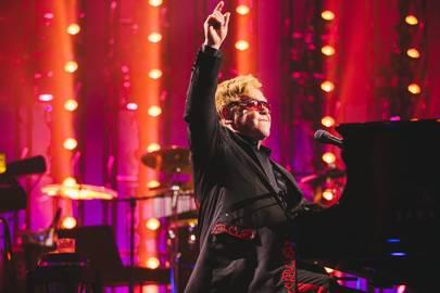 Day 1: Elton John