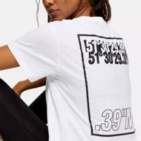 Best gym clothes: the Topshop gym tee