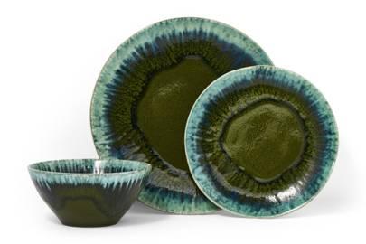 Made.com sale: the green dinner set
