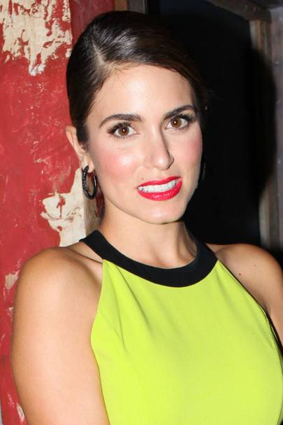 Hair Trend Ideas Side Parting Celebrity Hairstyles