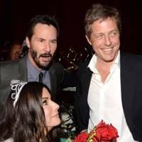 Sandra Bullock, Keanu Reeves & Hugh Grant