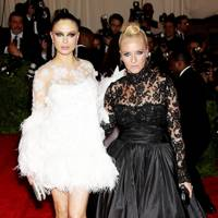 Georgina Chapman & Keren Craig at the Met Gala