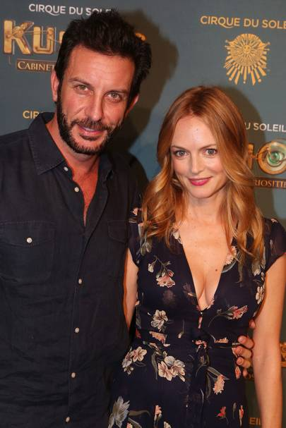 September: Heather Graham and Tommy Alastra