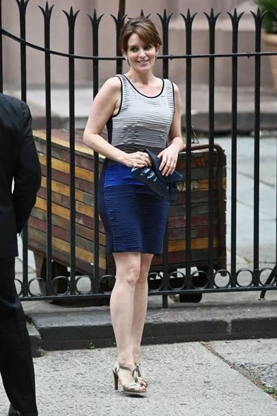 Tina Fey, 2012