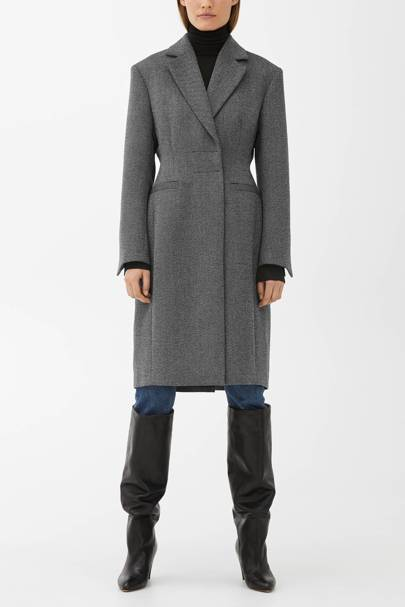 Best winter coat fitted