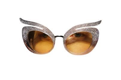 Miu Miu's colourful sunglasses