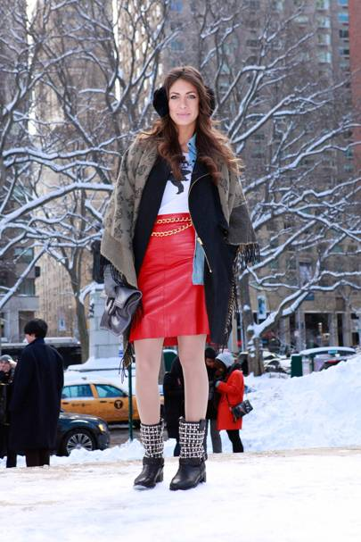 Erin Dana Lichy, Handbag designer, New York