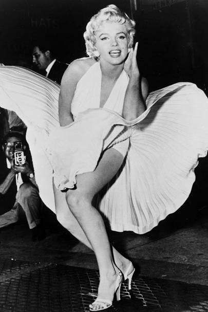 Marilyn Monroe, The Seven Year Itch (1955)