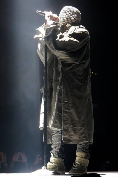 Kanye X Maison Martin Margiela