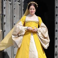 Claire Foy in Wolf Hall