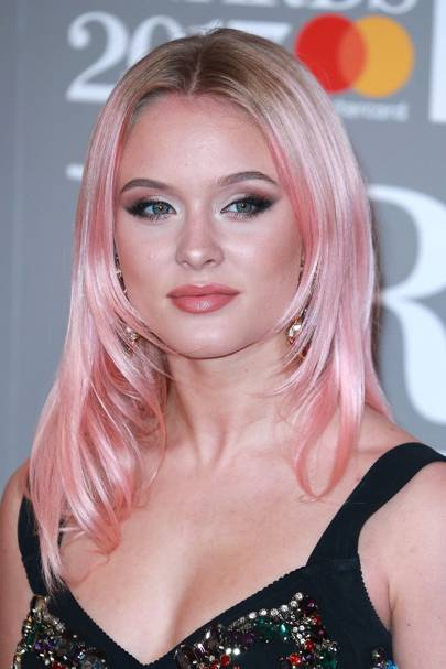 How To Get Pastel Hair Products Celebrity And Instagram Glamour Uk