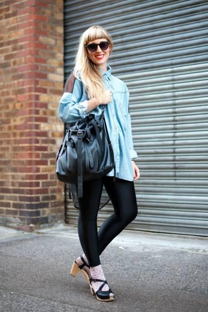 Linnea Persson, Fashion Blogger