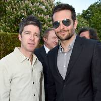 Bradley Cooper & Noel Gallagher