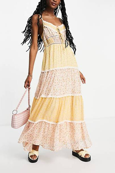 POST-LOCKDOWN SUMMER DRESSES: FLORAL