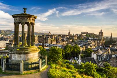 Best city breaks UK: Edinburgh