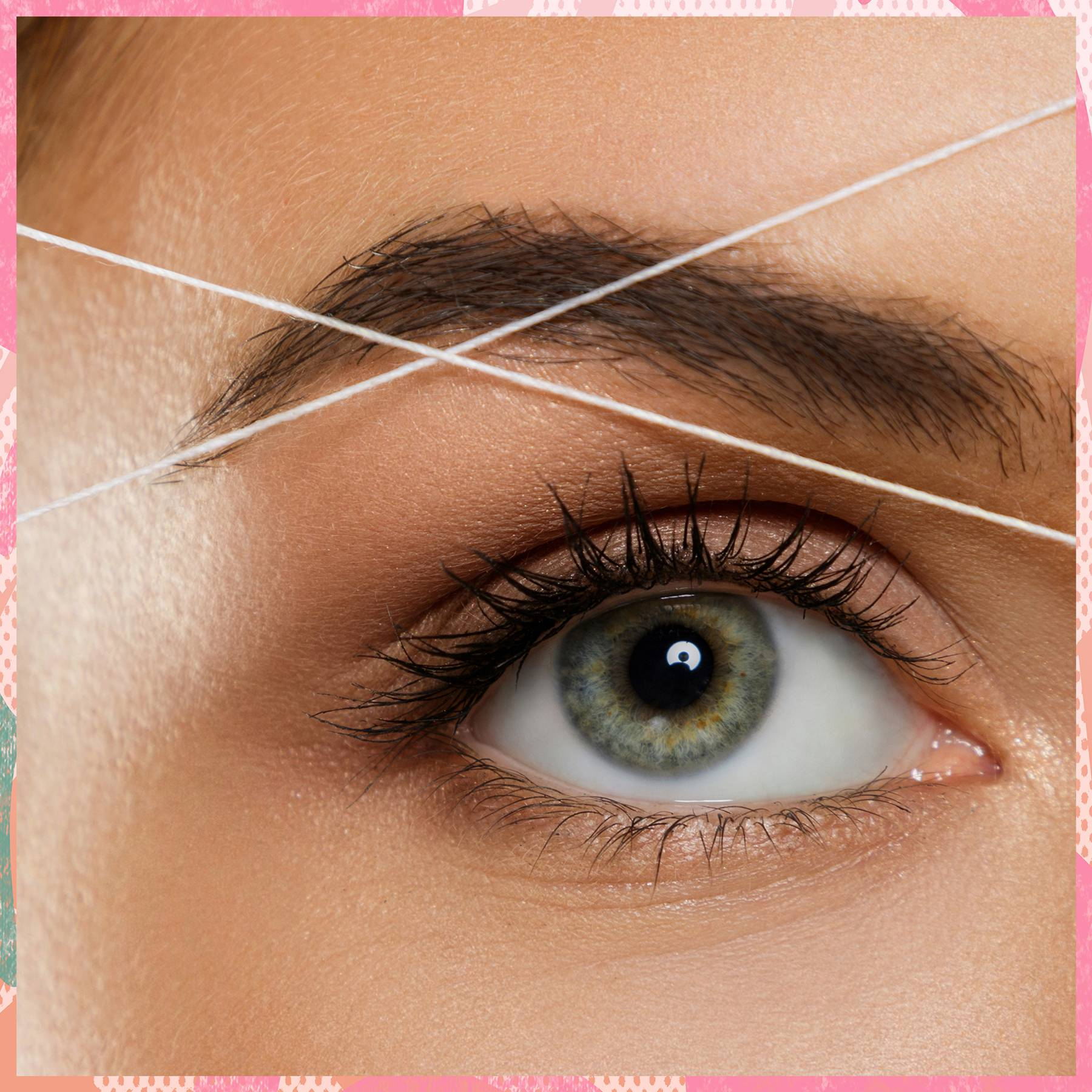 Your definitive guide to removing eyebrow hairs, according to a brow guru the A-list can't live without