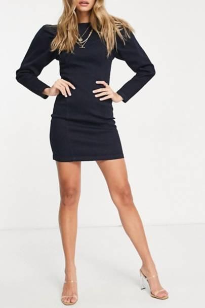 ASOS Black Friday: The puff sleeve dress