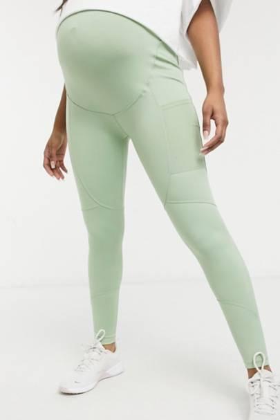 Maternity sports leggings