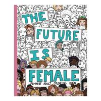 Best adult colouring books: for the feminist