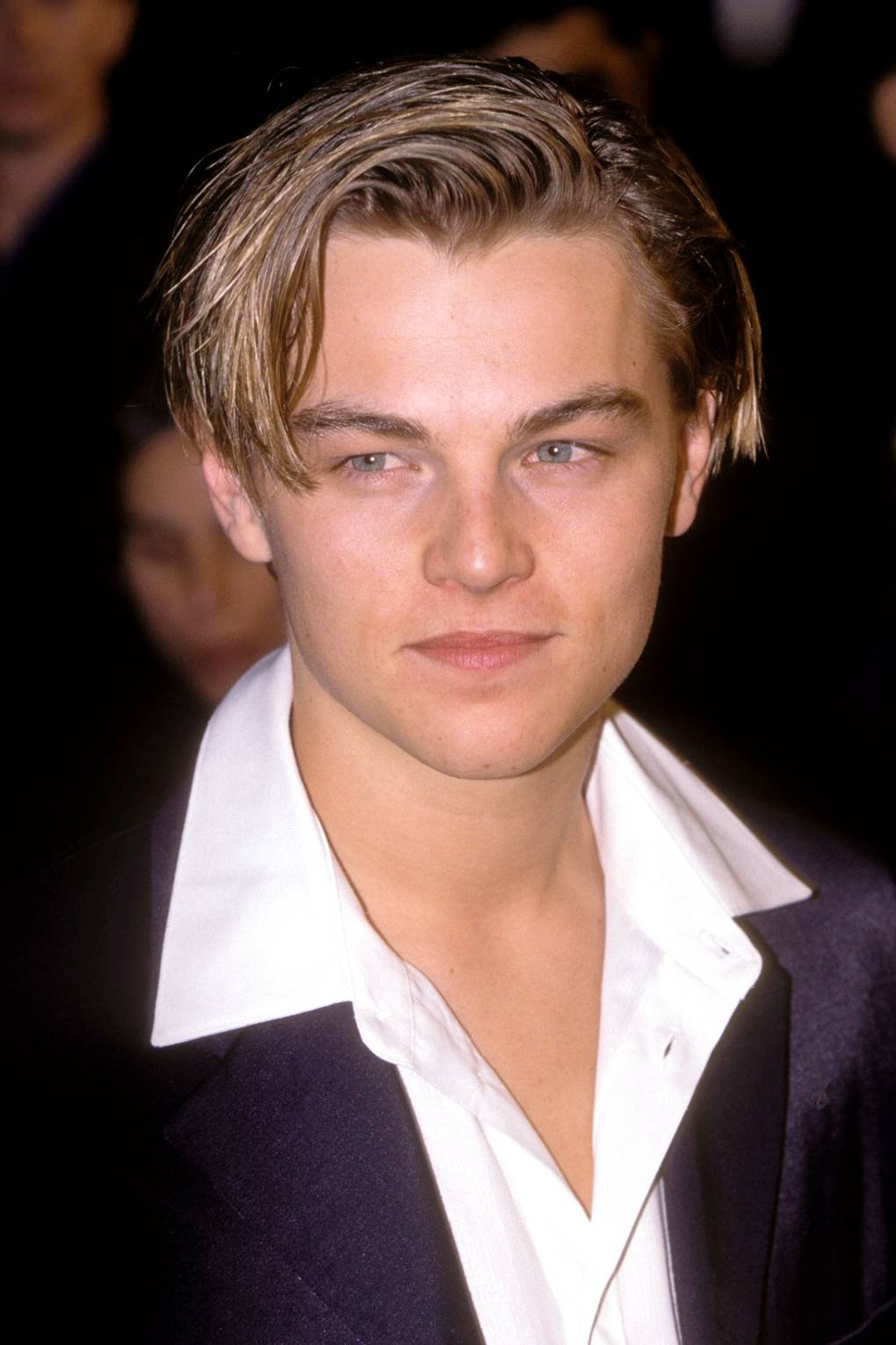 Leonardo DiCaprio: Look Book - Celebrity Hair and Hairstyles ...